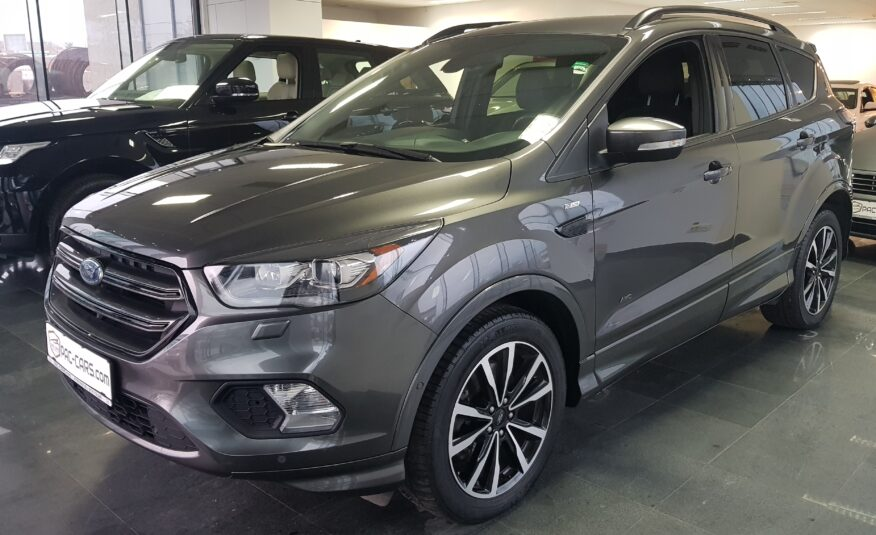 Ford Kuga 2.0 TDCi 4WD Powershift 2017